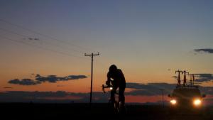 Night riding The Ataxian